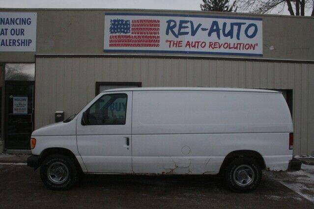 2001 Ford Econoline Clarion IA