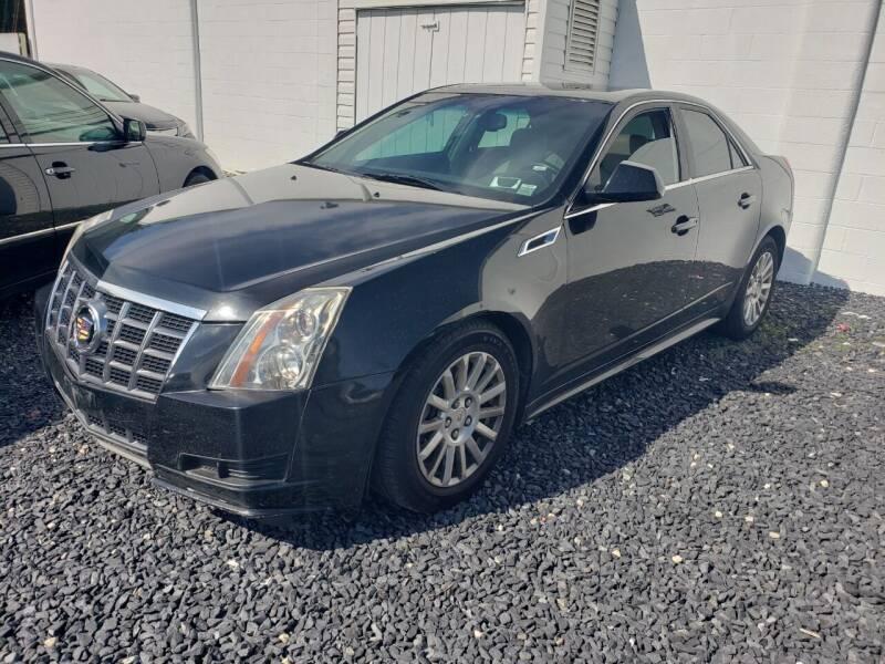 2012 Cadillac CTS Lakewood NJ