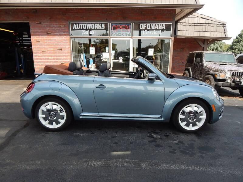 2019 Volkswagen Beetle Omaha NE