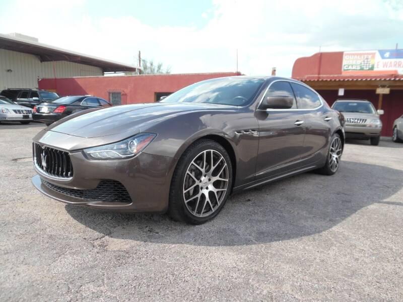 2014 Maserati Ghibli Tucson AZ