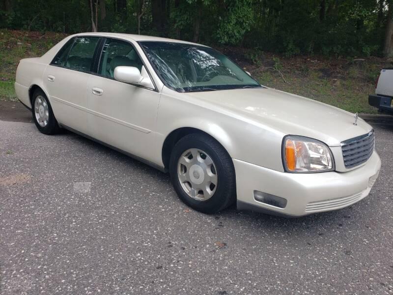 2002 Cadillac Deville Lakewood NJ