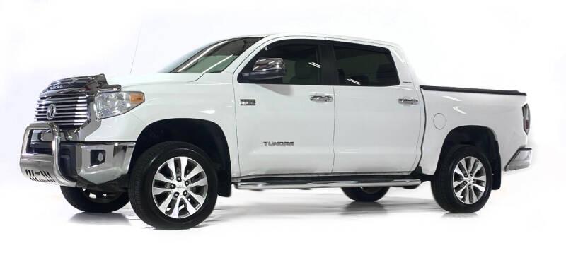 2017 Toyota Tundra Houston TX