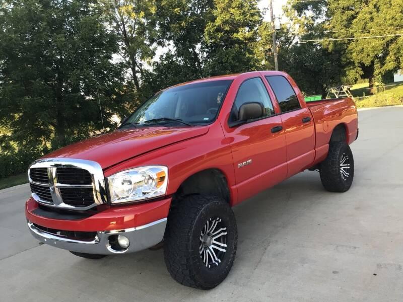 2008 Dodge Ram Pickup Dallas Center IA