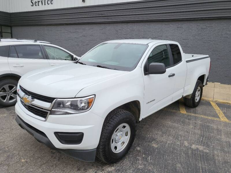 2019 Chevrolet Colorado Washington IA