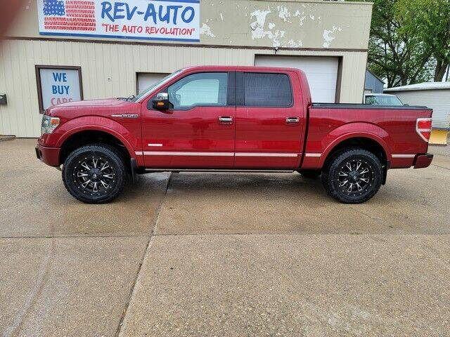 2013 Ford F-150 Clarion IA