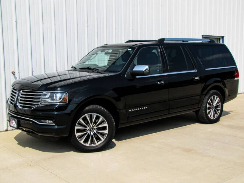 2017 Lincoln Navigator L Griswold IA