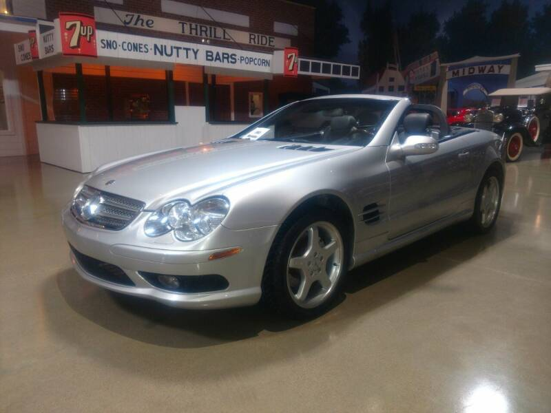 2003 Mercedes-Benz SL-Class West Okoboji IA