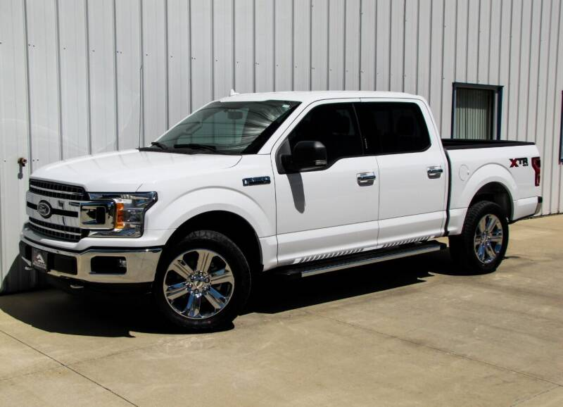 2018 Ford F-150 Griswold IA