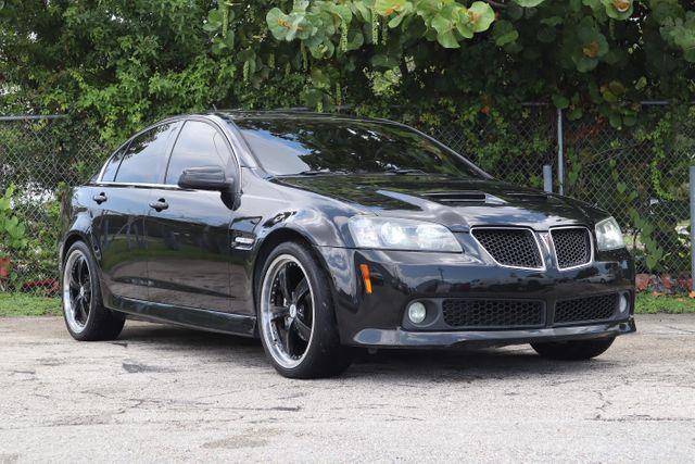 2009 Pontiac G8 Hollywood FL