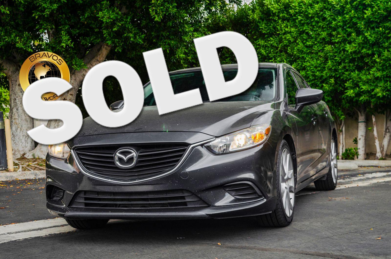 2015 Mazda Mazda6 Cathedral City CA