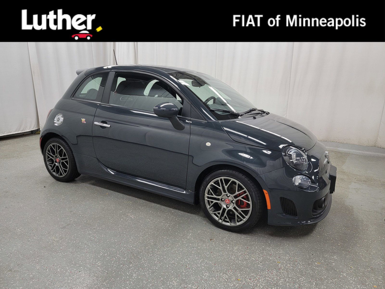 2017 FIAT 500 Abarth Minneapolis MN