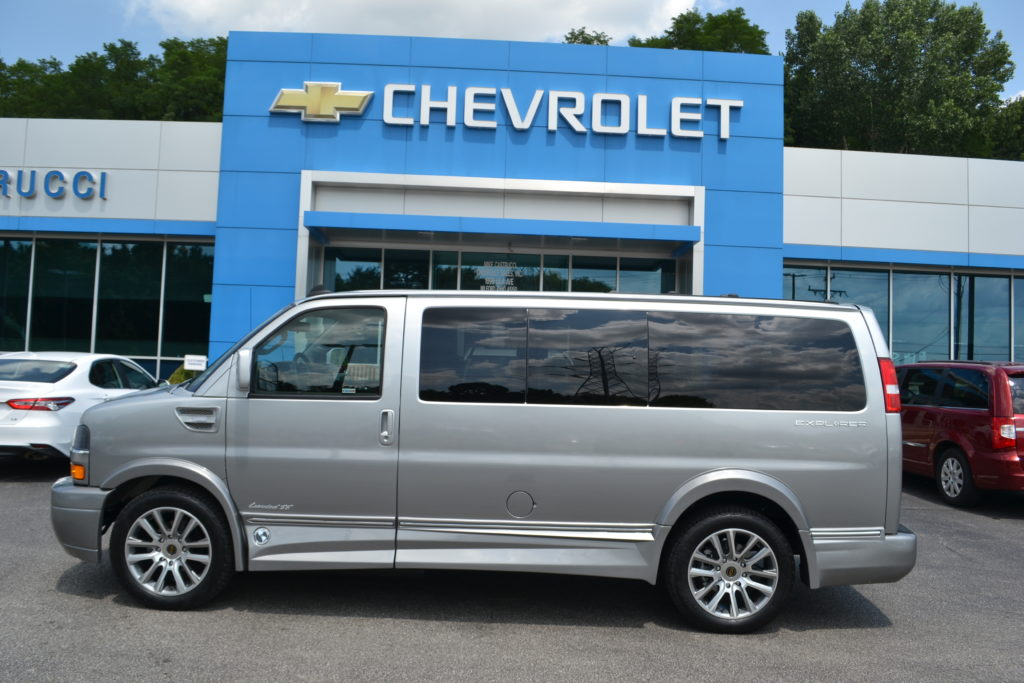 2019 Chevrolet Express Milford OH