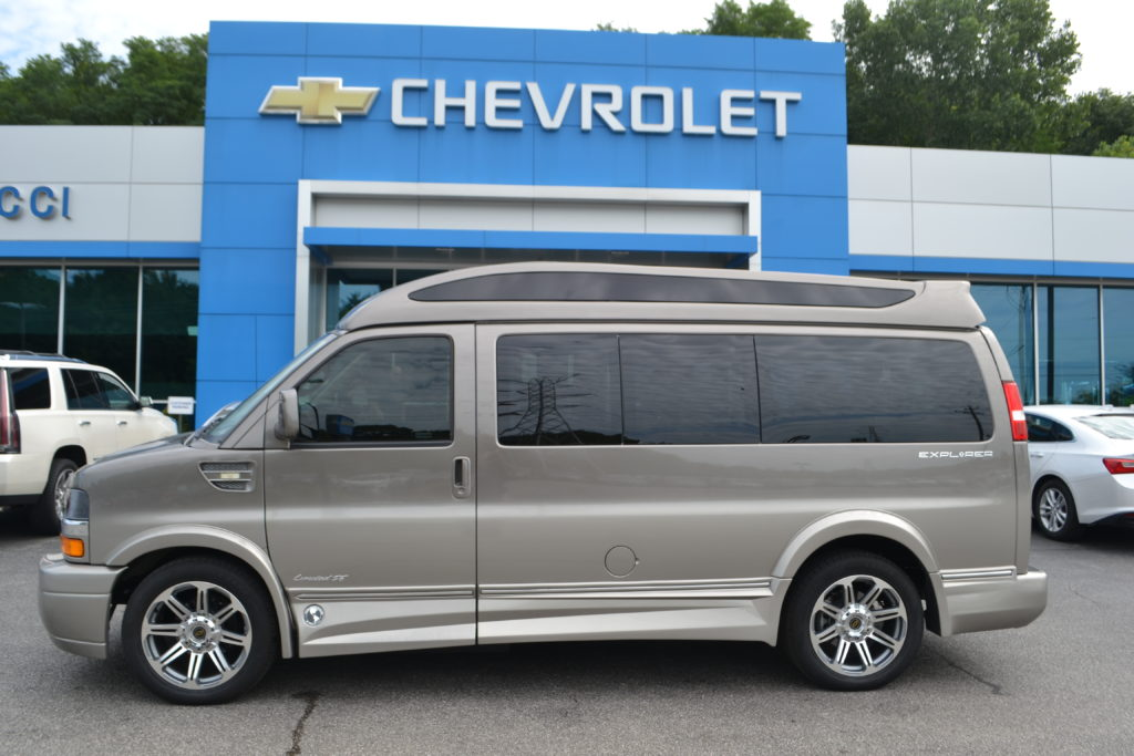 2018 Chevrolet Express Milford OH