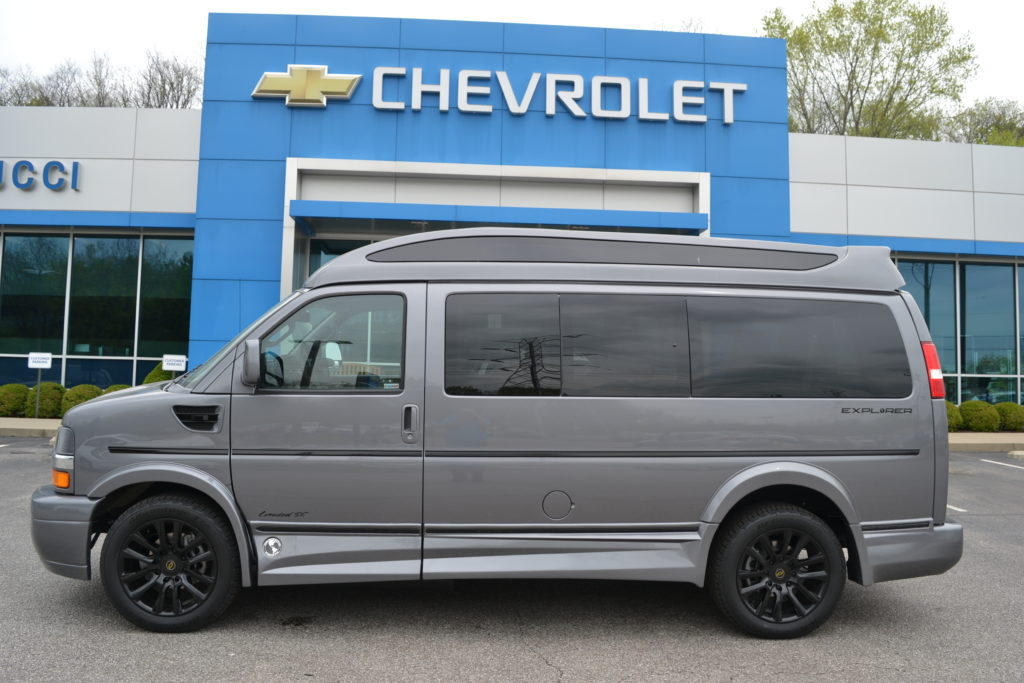 2021 Chevrolet Express Milford OH