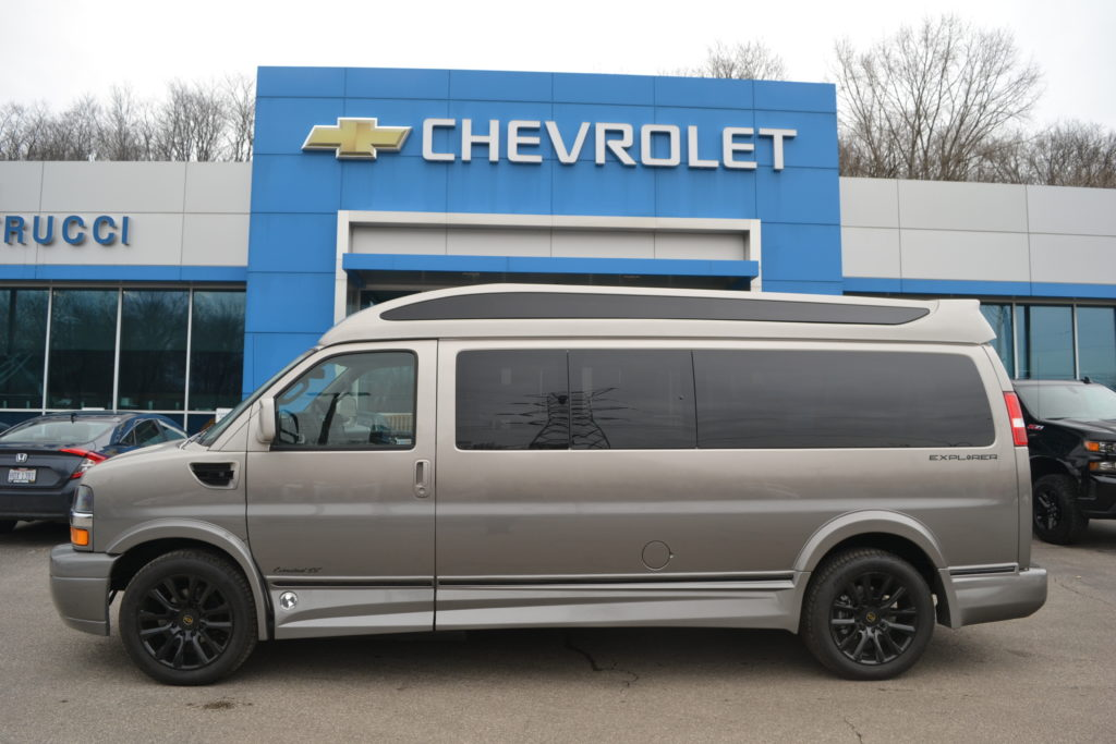 2020 Chevrolet Express Milford OH