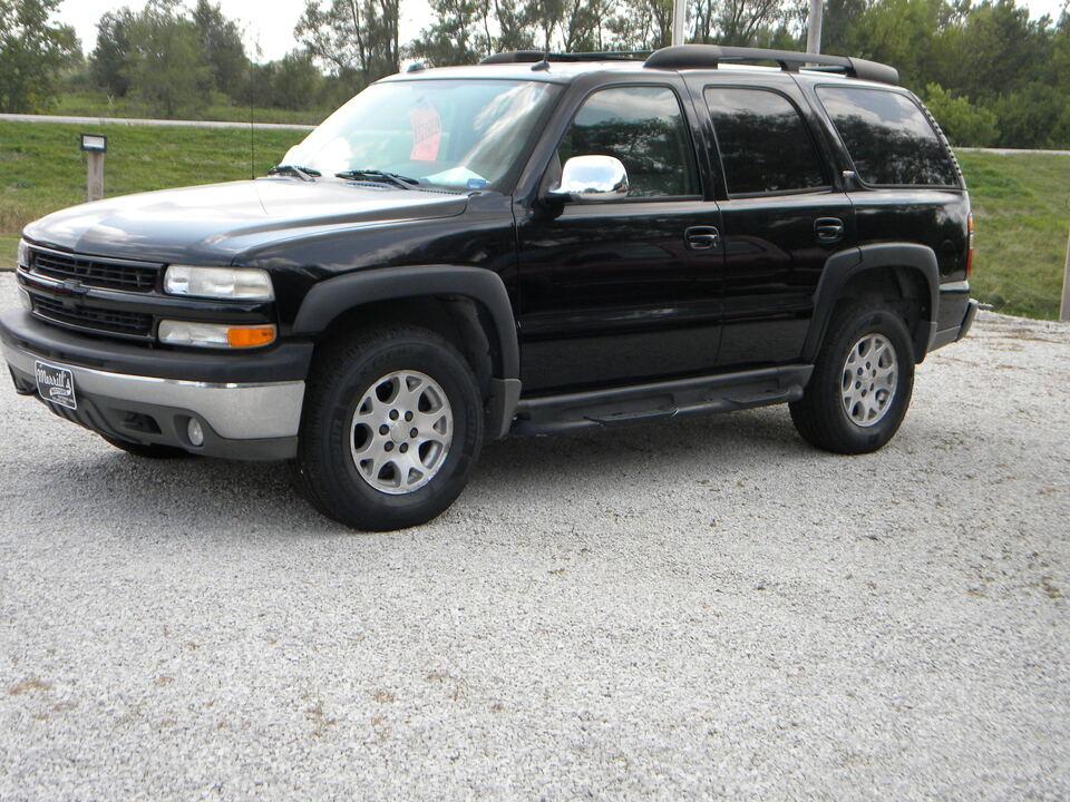 2005 Chevrolet Tahoe Winterset IA