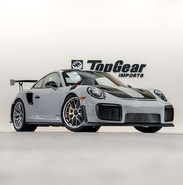 2018 Porsche 911 Saddle Brook NJ