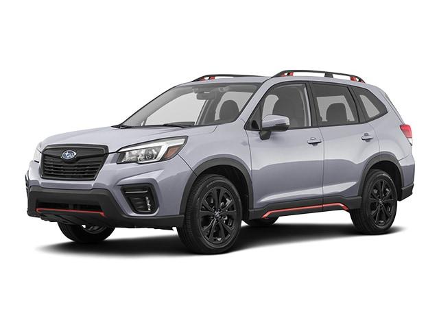2021 Subaru Forester La Crosse WI