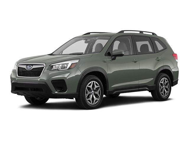2021 Subaru Forester Wausau WI