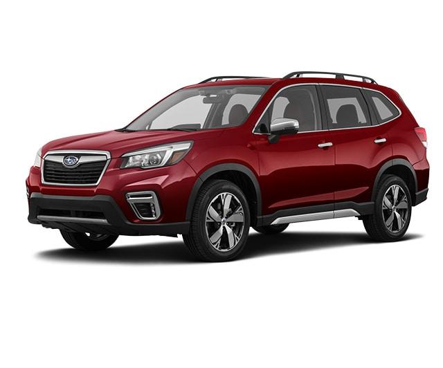 2021 Subaru Forester Janesville WI