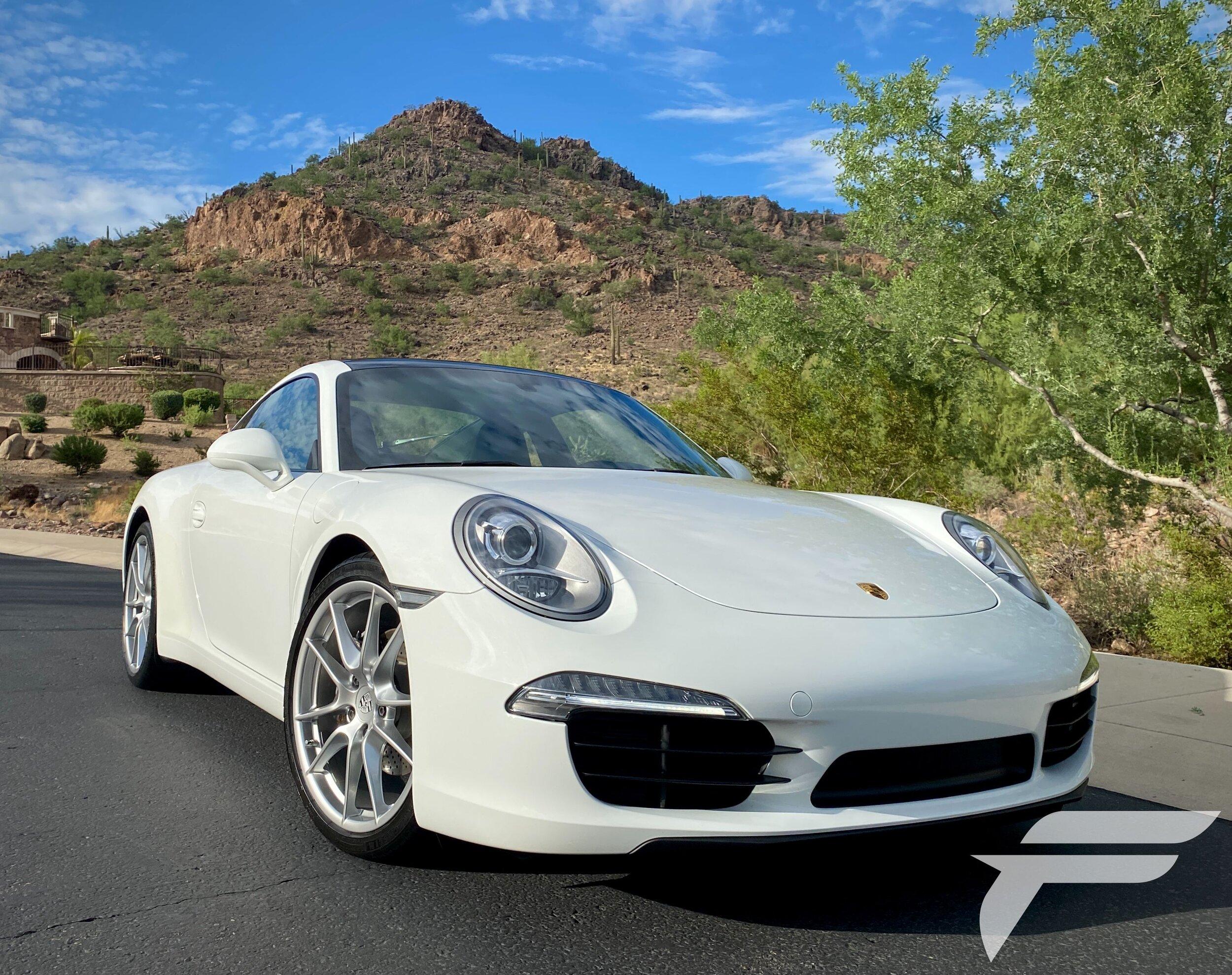 2014 Porsche 911 Phoenix AZ