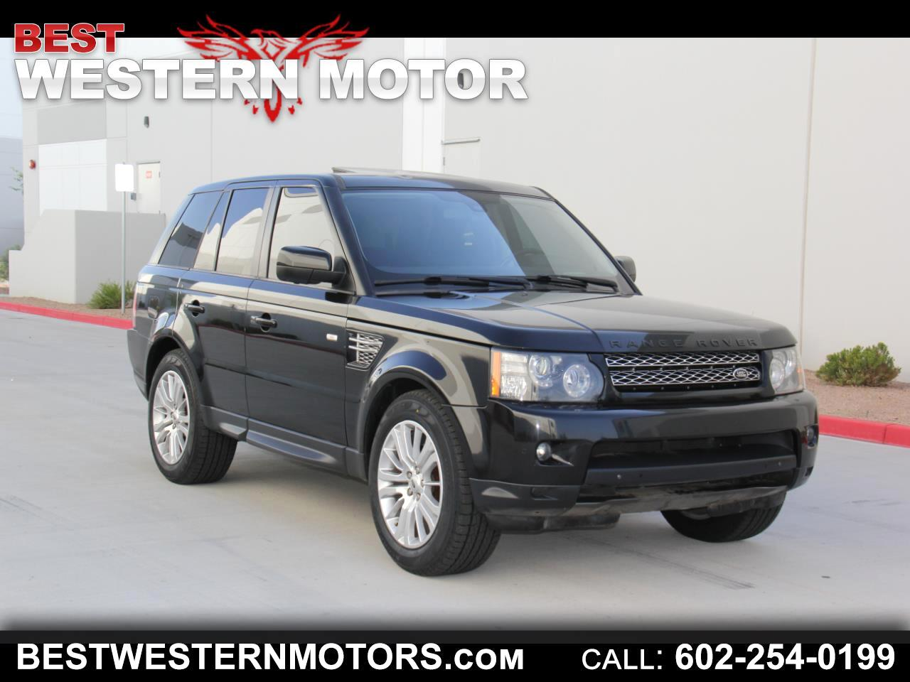 2012 Land Rover Range Rover Sport Phoenix AZ
