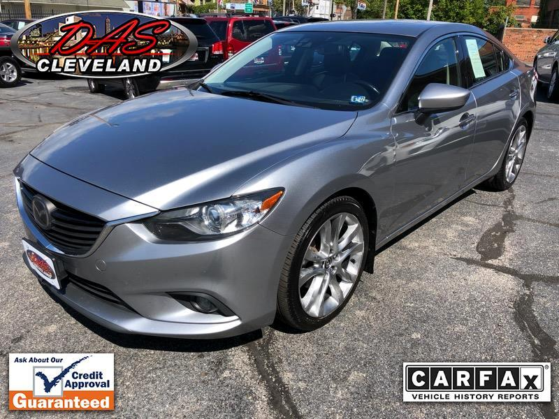 2015 Mazda Mazda6 Cleveland OH