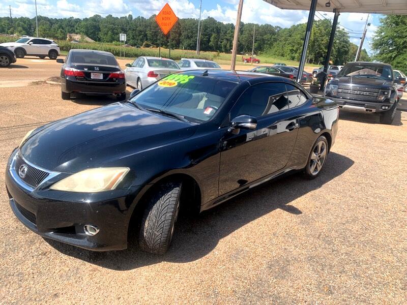 2010 Lexus IS 350C Ridgeland MS