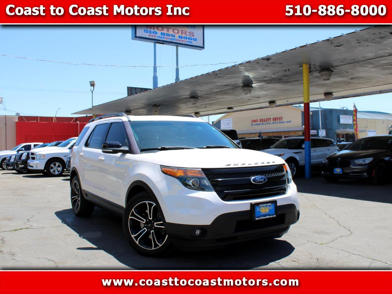 2015 Ford Explorer Hayward CA