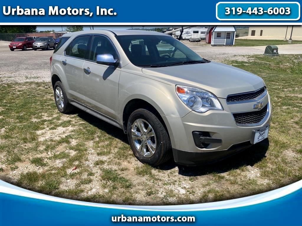 2012 Chevrolet Equinox Urbana IA