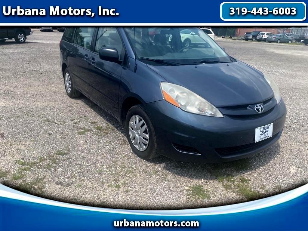 2008 Toyota Sienna Urbana IA