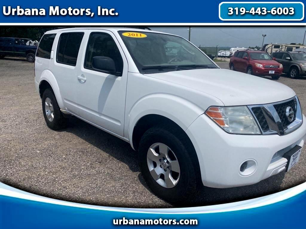 2011 Nissan Pathfinder Urbana IA