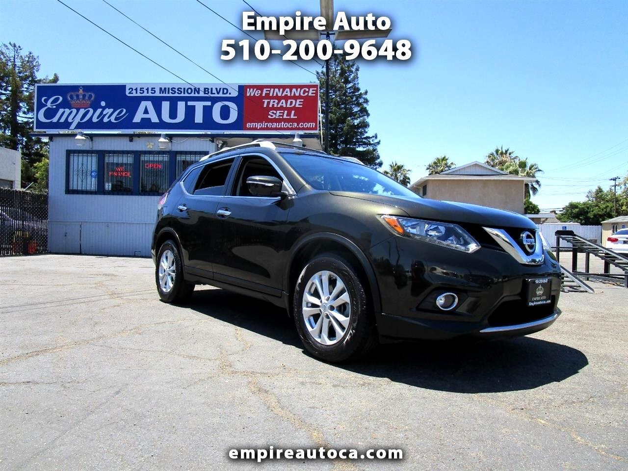 2015 Nissan Rogue Hayward CA
