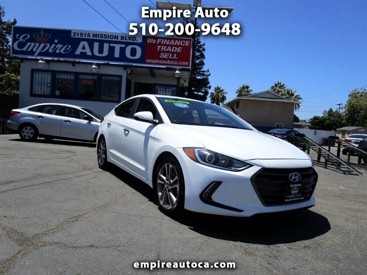 2017 Hyundai Elantra Hayward CA