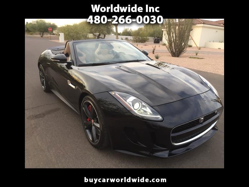 2015 Jaguar F-Type Phoenix AZ