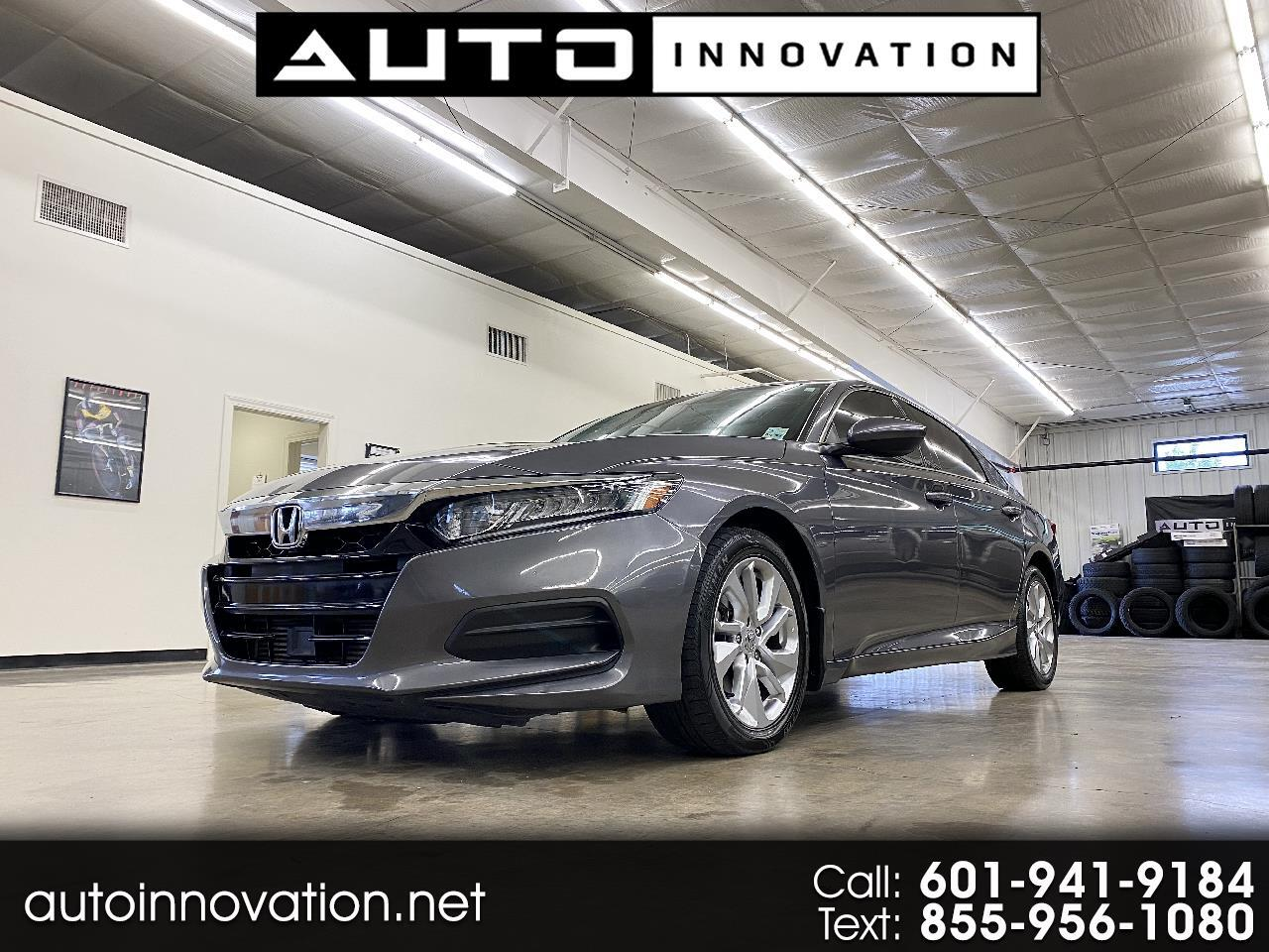 2020 Honda Accord Ridgeland MS