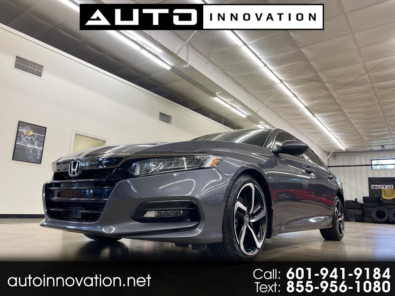 2019 Honda Accord Ridgeland MS