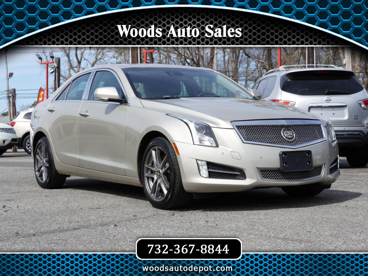 2014 Cadillac ATS Lakewood NJ