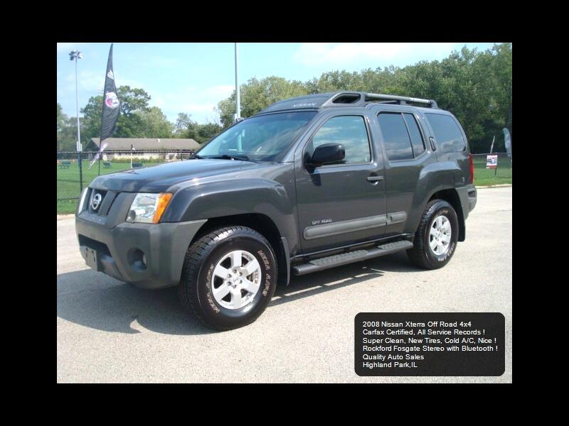 2008 Nissan Xterra Highland Park IL