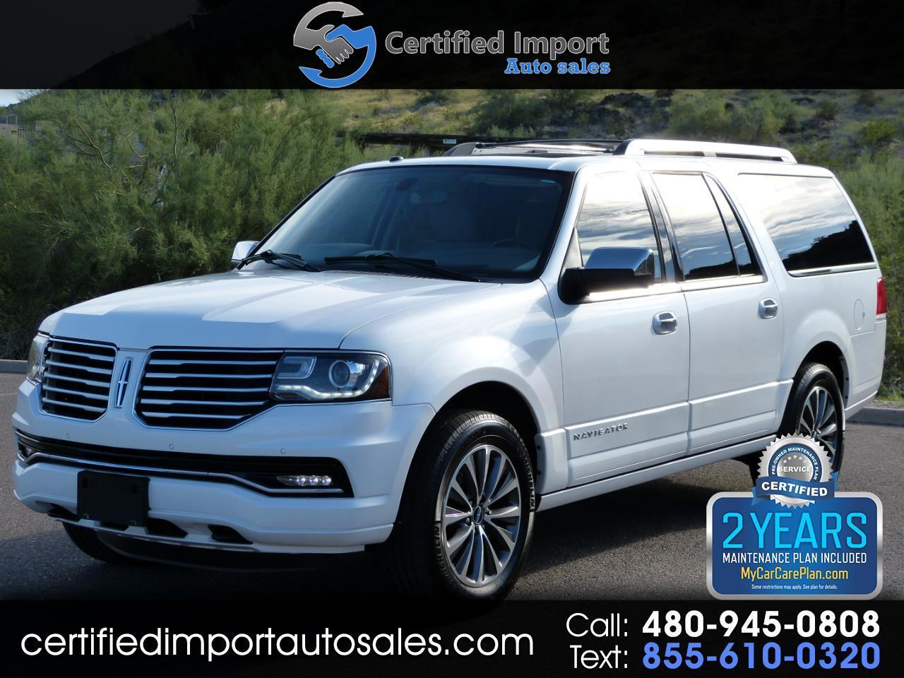 2017 Lincoln Navigator L Phoenix AZ