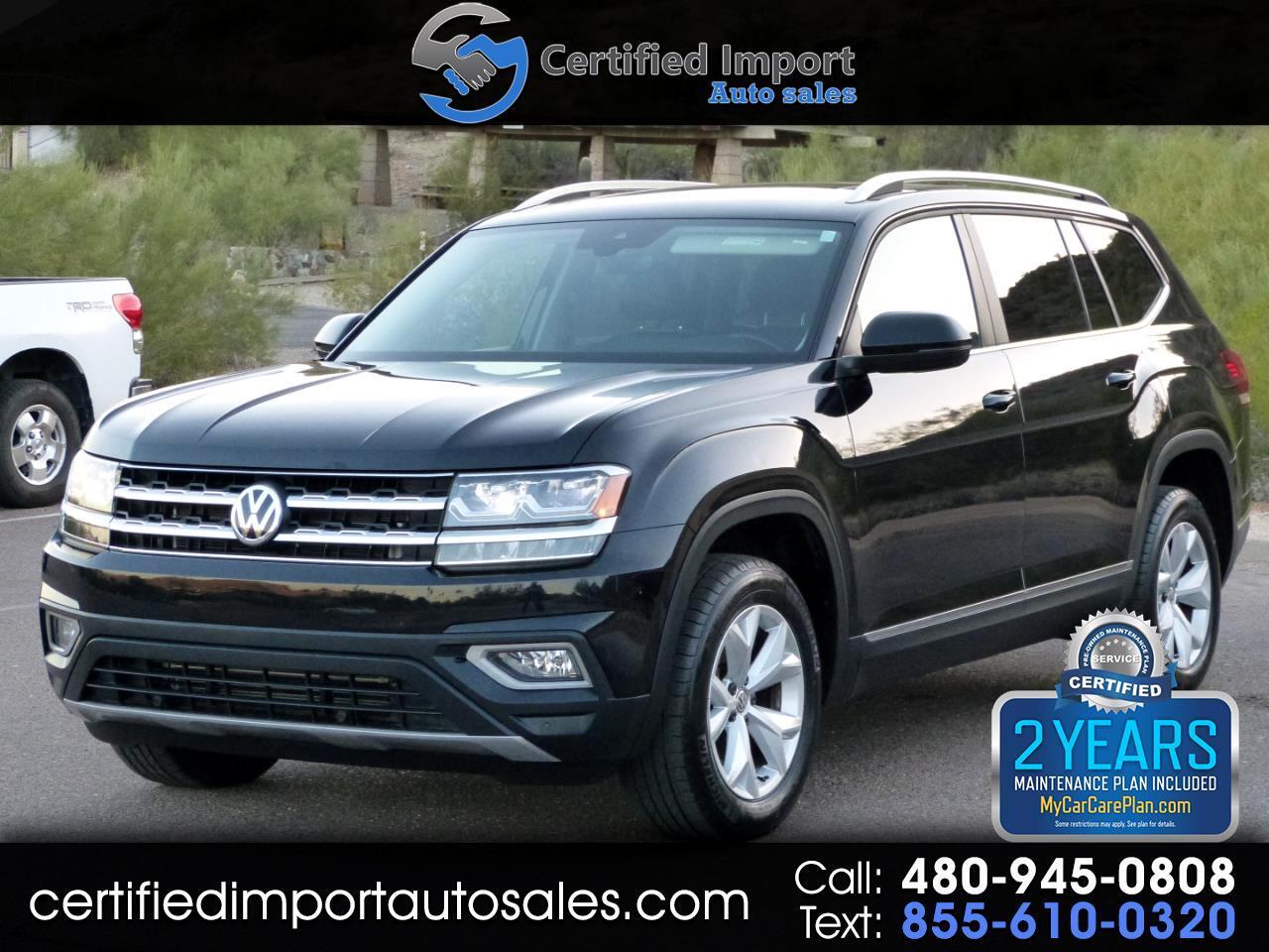 2018 Volkswagen Atlas Phoenix AZ