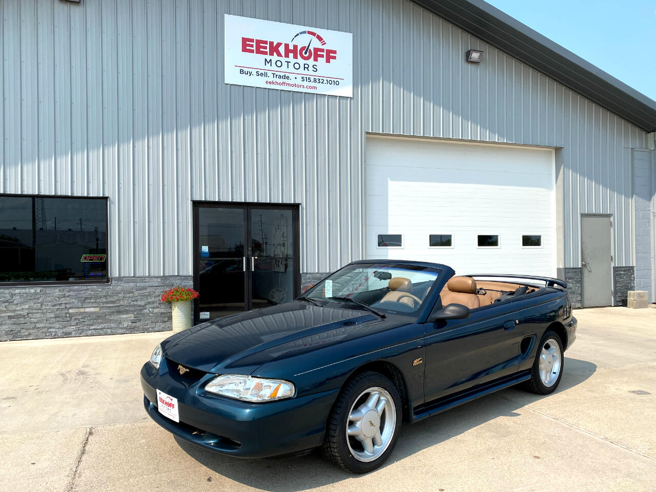 1995 Ford Mustang Webster City IA