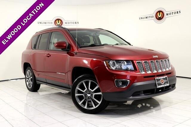 2015 Jeep Compass Westfield IN