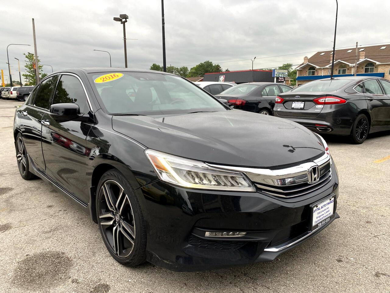 2016 Honda Accord Bridgeview IL