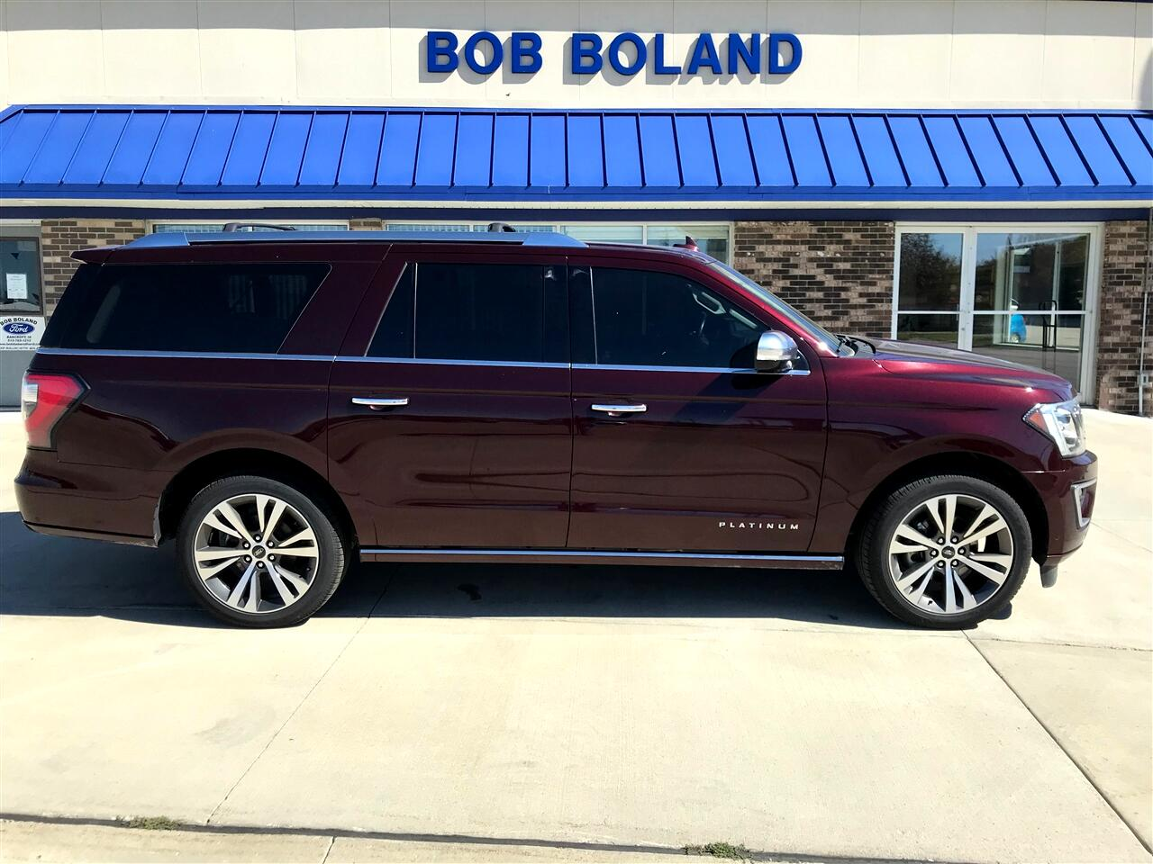 2020 Ford Expedition MAX Bancroft IA