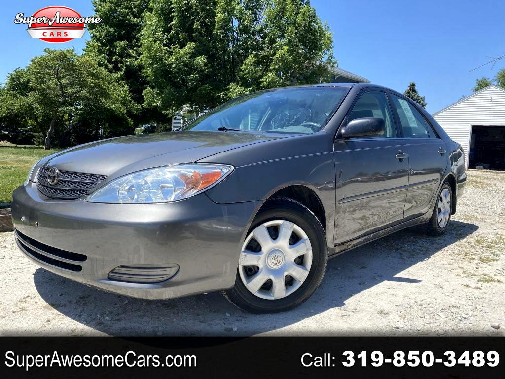 2002 Toyota Camry Middletown IA