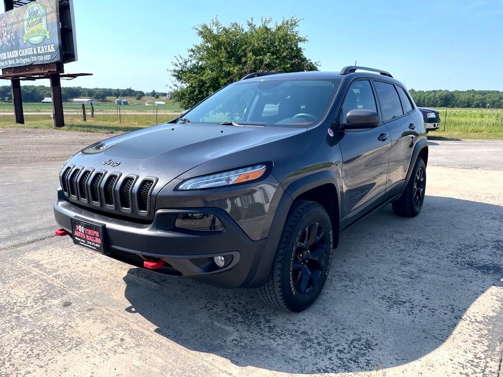 2017 Jeep Cherokee Wever IA
