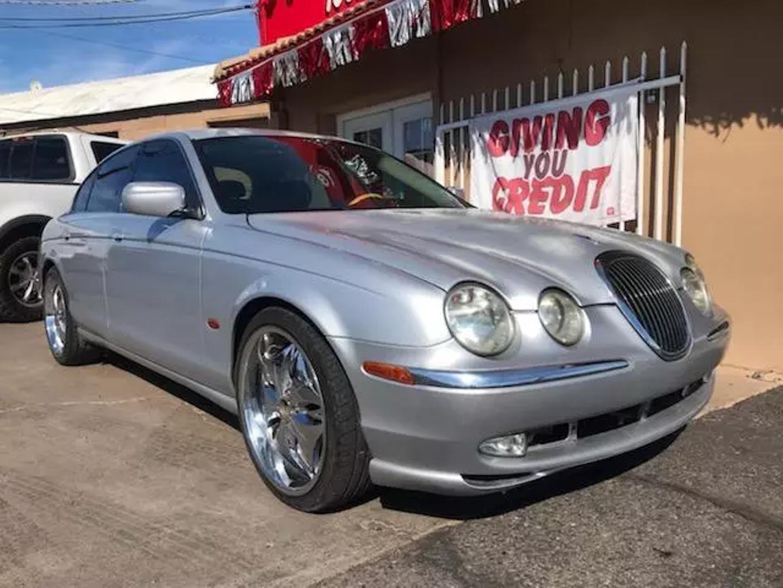 2002 Jaguar S-Type Phoenix AZ