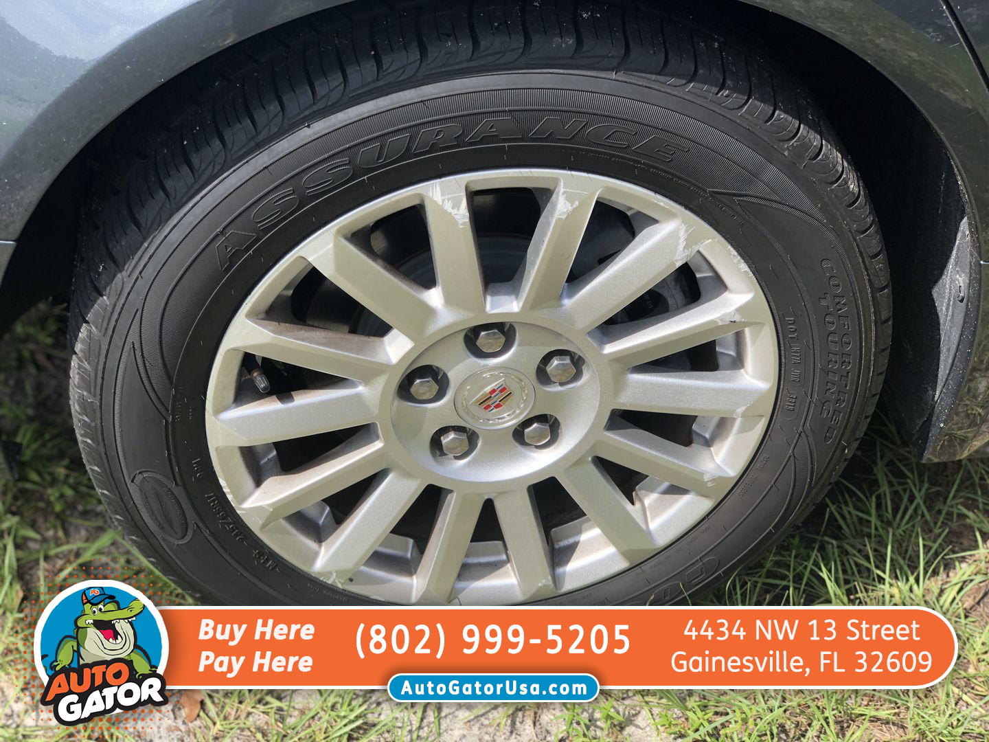 2013 Cadillac CTS Gainesville FL