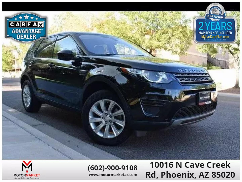 2018 Land Rover Discovery Sport Phoenix AZ